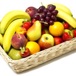 6 Kg Mix Fresh Fruits Basket